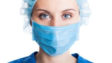 surgical face masks