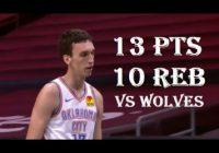 thunder vs timberwolves